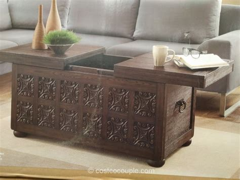 janelee storage cocktail table bayside furnishings storage coffee table