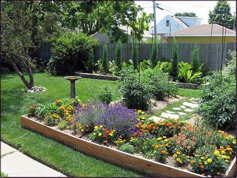 Attractive Design Of Easy Garden Ideas 2872