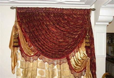 rideaux marocains pour salon traditionnel