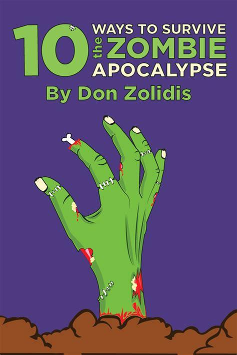 zombie survive ways apocalypse play playscripts plays act contemporary origin
