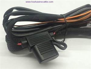 Decoder Obd Male To Female Wire Harness