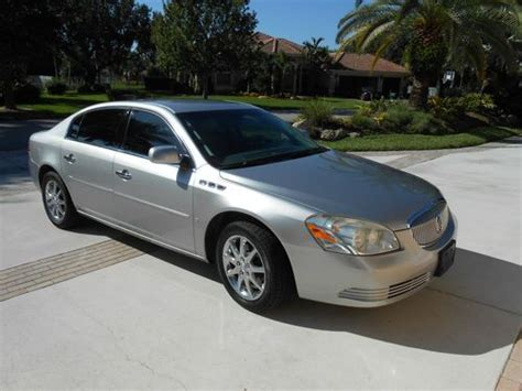 Buick Lucerne Cxl 2007 by Sell Used 2007 Buick Lucerne Cxl Sedan 4 Door 3 8l In Fort