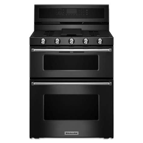 kitchenaid range kitchenaid 30 in 6 0 cu ft oven gas range with