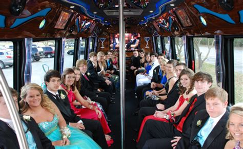 party bus prom mike 39 s limo and charter bus tallahassee prom limos prom