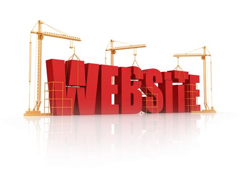 Website Construction A Professional Image Is Your Website Letting You