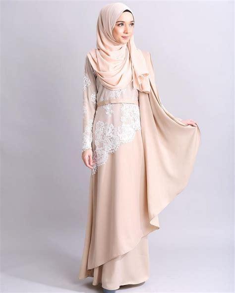 inspirasi model kebaya hijab   nikahan wisuda