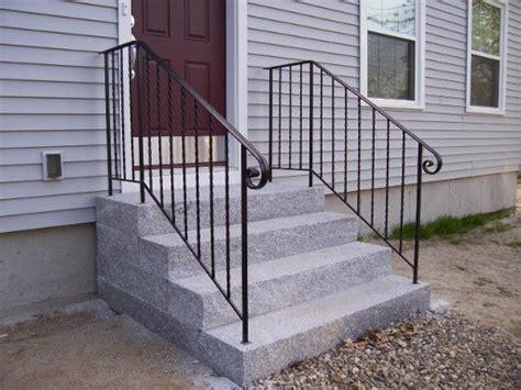 wrought iron handrail standard iron handrail railing pricing 1193