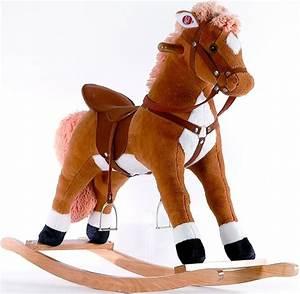Cheval A Bascule : cheval bascule basculant bascule bb ~ Teatrodelosmanantiales.com Idées de Décoration