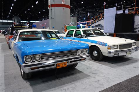 Funky Finds From The 2018 Chicago Auto Show