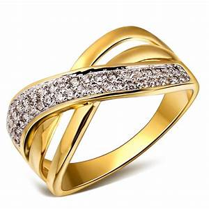 Wedding rings for women in gold wedding promise for Wedding gold rings for women