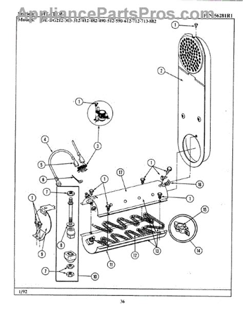 Whirlpool Heater Element