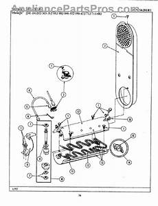 Parts For Maytag De512  Heater Parts