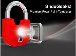 Business Development Proposal Sample Lock With Key Security Powerpoint Templates And Powerpoint