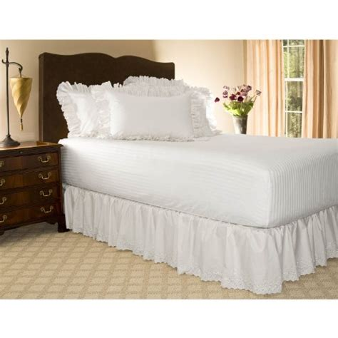 twin full bed skirts