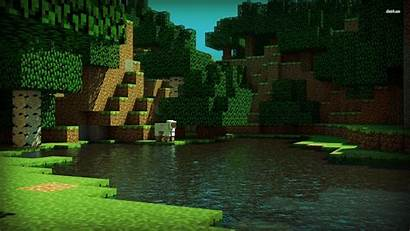 Minecraft Backgrounds Wallpapers Ipad Android