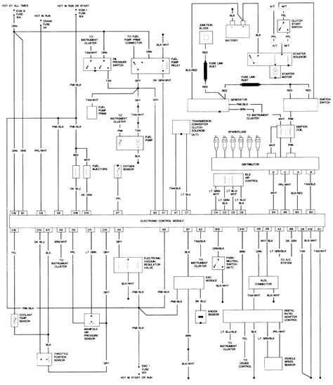 1989 Omc Ignition Wiring Diagram by 1989 4 3 Omc Cobra Ignition Wiring Diagram
