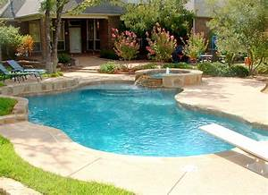 Ward design group swimming pools for Swimming pool and spa design
