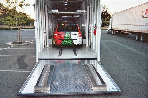 Luxury Enclosed Auto Transport Services