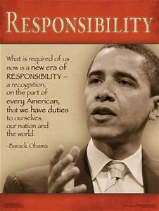 Responsibility Poster - AllPosters.co.uk