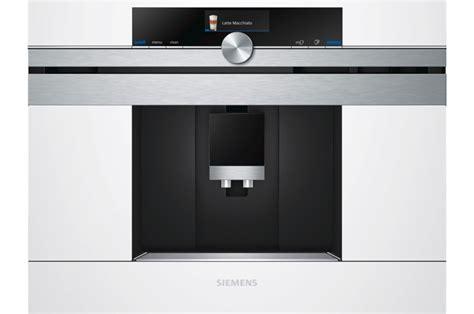 machine a glacon encastrable cuisine machine 224 caf 233 encastrable siemens ct636lew1 4149840 darty