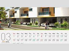Template Desain Kalender Meja Duduk 2015, lengkap dengan