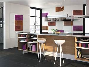 Revetement Mural Pour Cuisine : revetement mural pour cuisine quels revtements mur et sol ~ Premium-room.com Idées de Décoration