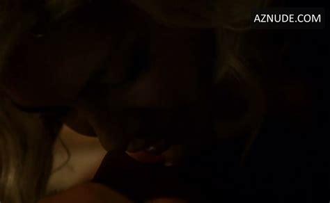 Elena Satine Breasts Scene In Magic City Aznude