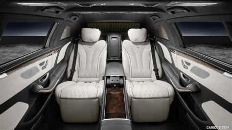 See more ideas about mercedes 600, mercedes, pullman. 2018 Mercedes-Maybach S 600 Pullman Guard - Interior | HD Wallpaper #5