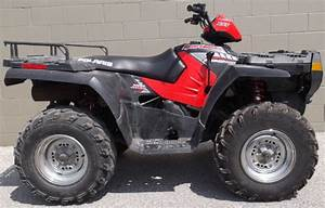 2005 Polaris Sportsman 700    800 Efi Service Repair Manual