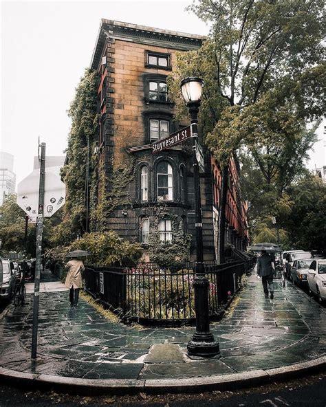 Stuyvesant Street New York City Inspiration Pour Les