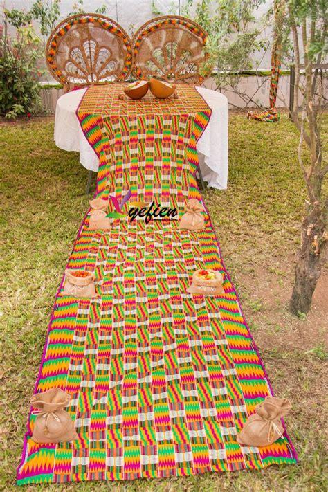 decoration mariage traditionnel ivoirien