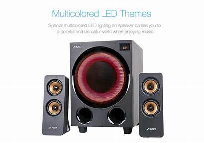 Bluetooth Speaker Fenda Led