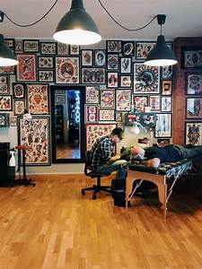 Tattoo Studio Offenburg : 1000 ideas about tattoo shop decor on pinterest tattoos shops tattoo studio and cool office ~ Orissabook.com Haus und Dekorationen