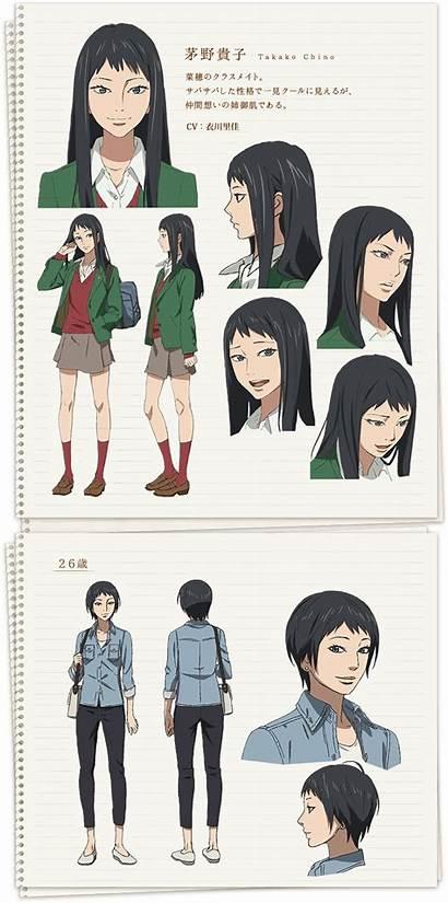 Anime Orange Takako Chino Character Crunchyroll Characters
