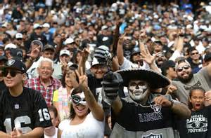 Oakland Raiders at San Diego Chargers