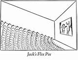 Coloring Pages Theater Theatre Stage Template sketch template