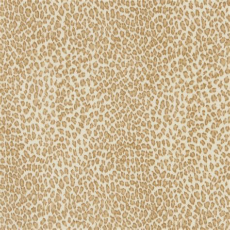 Animal Print Upholstery Fabric By The Yard by Beige Leopard Print Microfiber Stain Resistant Upholstery