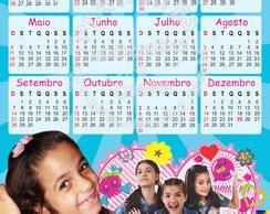 Ímã c/ Mini Calendário 2014 Chiquititas no Elo7 PLAY