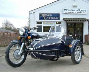 Sidecar Royal Enfield : royal enfield india and the watsonian sidecar england hard to get more retro than a ride ~ Medecine-chirurgie-esthetiques.com Avis de Voitures