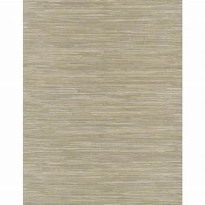 York Wallcoverings Weathered Finishes Grasscloth Wallpaper ...
