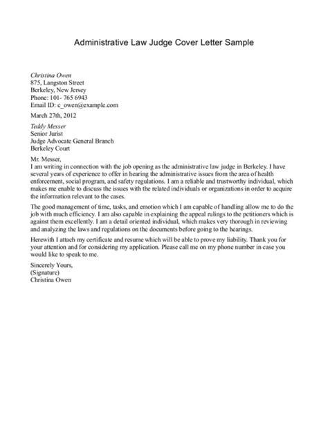 address  judge   letter world
