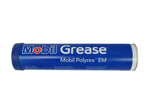Electric Motor Grease by New Mobil Polyrex Em Electric Motor Bearing Grease Blue 13