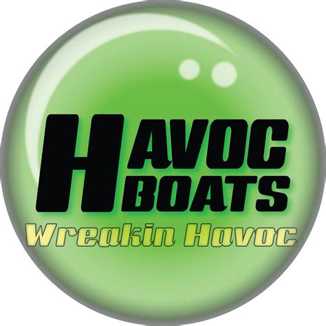 Havoc Boats Stickers by Havoc Boats Home