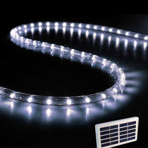 Solarmodul Led Lichtschlauch Outdoor Weihnachtsbeleuchtung