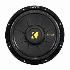 Kicker Cwd10 Compd 10