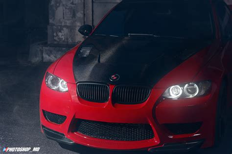 crimson red bmw  jb coupe pictures mods