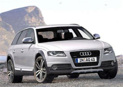 2009 Audi A4 Allroad Rendering News