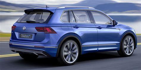 2019 Volkswagen Tiguan Release Date, Redesign, Review