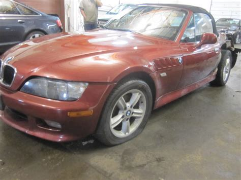 Parting Out 2001 Bmw Z3
