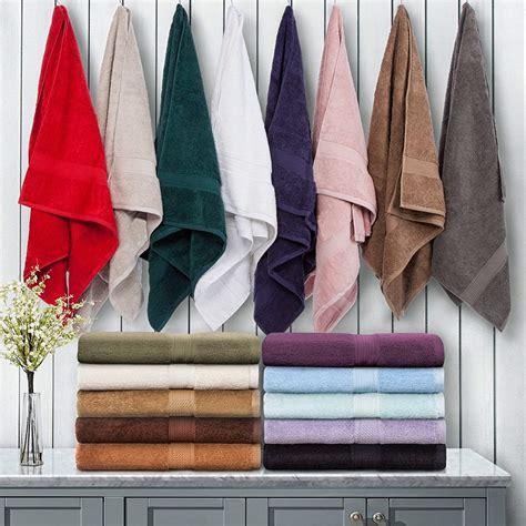 Bathroom Towel Colors by Top 10 Best Bath Towels Heavy